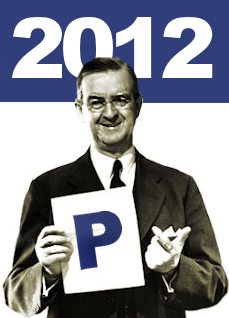P-Konto 2012