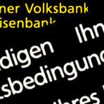 Unbeirrt kundenunfreundlich: Dresdner Volksbank