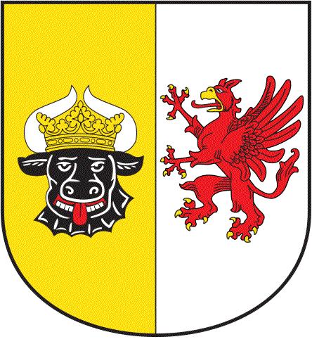 Landgericht Stralsund, Wappen Mecklenburg-Vorpommern
