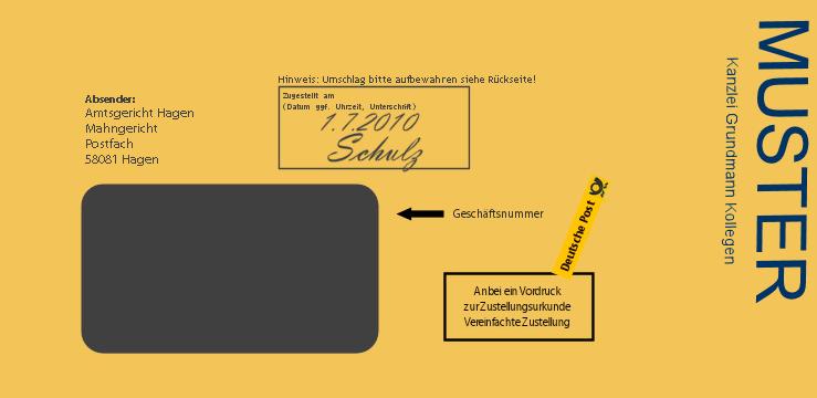 Mahnung Muster 2pdf Mahnungsmuster 3 Mahnbescheid Und Abgabeantrag